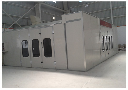 Downdraft Paint Booth Manufacturers