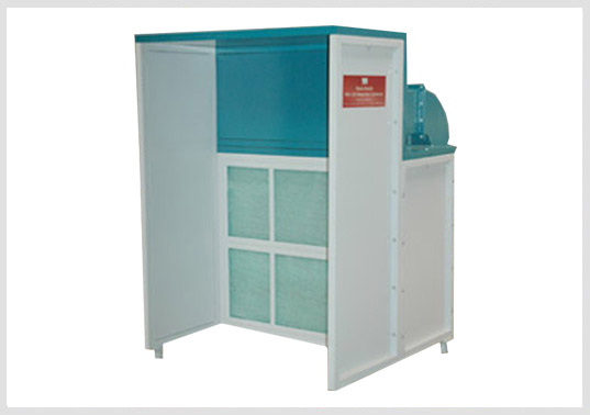 dry-type-paint-booth