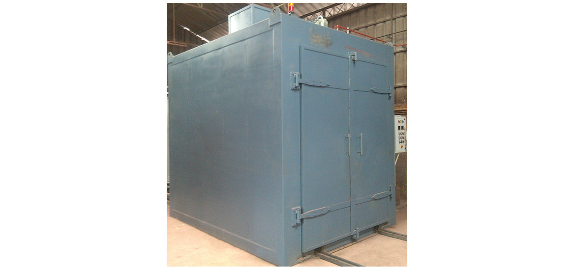 Industrial Gas Oven Manufacturers